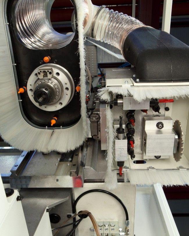 SCM Pratix S22-31 CNC Router at Scott+Sargeant Woodworking Machinery / UK