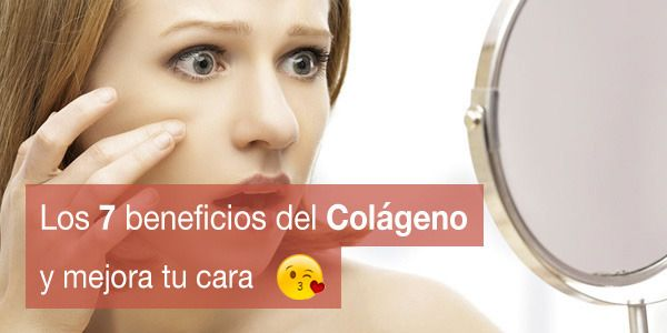 7 beneficios de tomar Colágeno