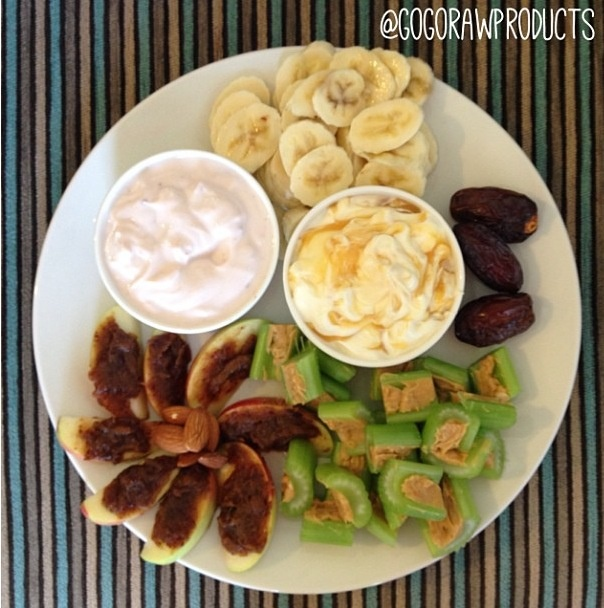 DIY Healthy Spring Snacks for School & Studying | LaurDIY ...