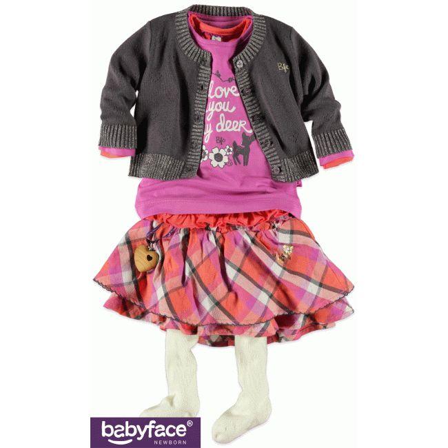 Babyface - rokje ruit»baby»Teddys babykleding en kinderkleding in Aalsmeer en online