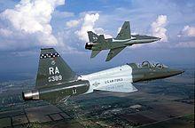 Northrop T-38 Talon - Wikipedia, the free encyclopedia