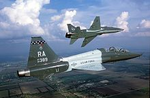Northrop T-38 Talon - Wikipedia, the free encyclopedia
