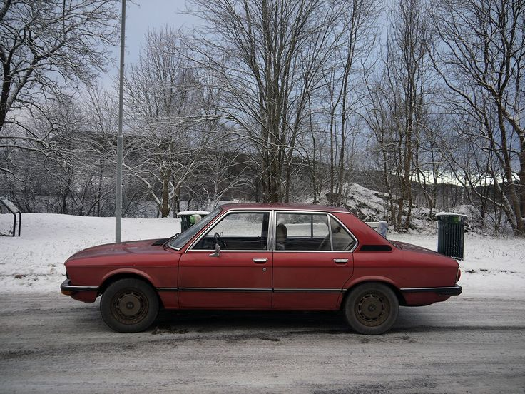 1975 BMW 525 – Old Norway