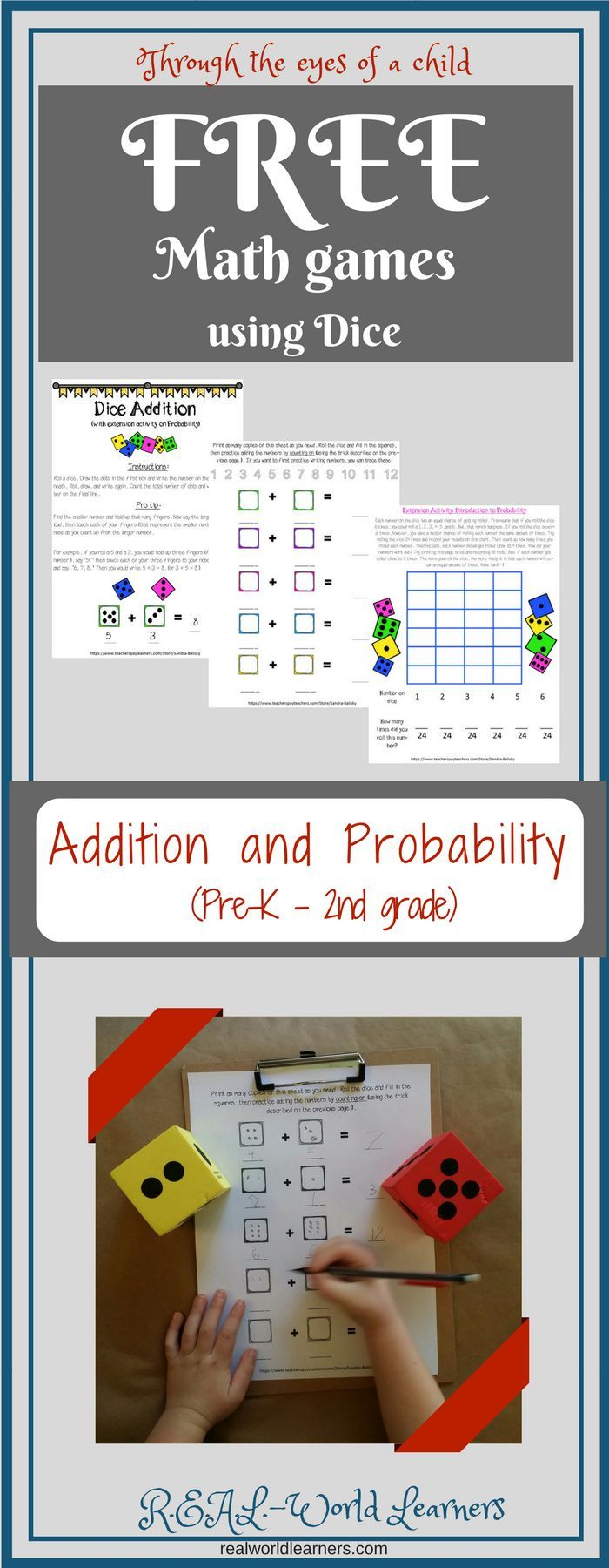 Quantification: How children learn to count - Family Math ...