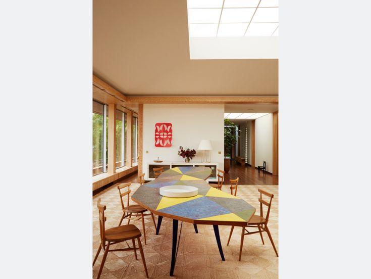 marmol radziner jackson house in 2020 jackson house house architecture house on zink outdoor kitchen id=60723