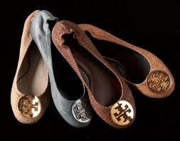 Tory Burch shoes are half off. Choose the best one for winter. #zulily