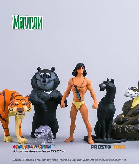 Маугли, Балу, Багира, Акела, Каа, Шер-Хан, Табаки Фото 792