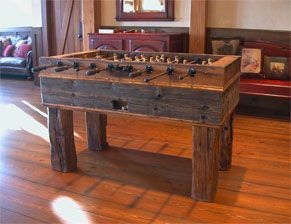 We Have The Antique Poker Table, The