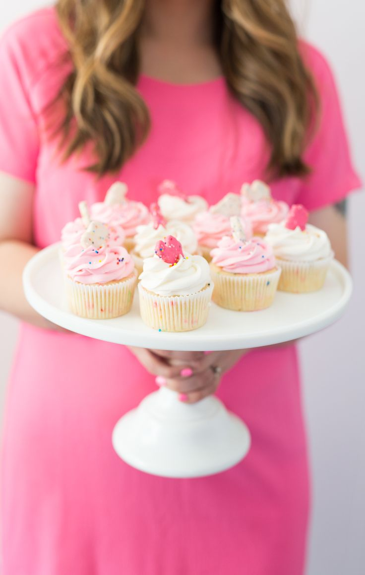 Animal Cookie Cupcakes