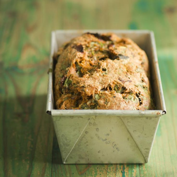 Groentebrood waar wat in zit - Rineke Dijkinga - kijken of ik dit kan aanpassen naar graanvrije variant...