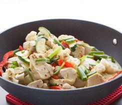 Curried Thai Chicken