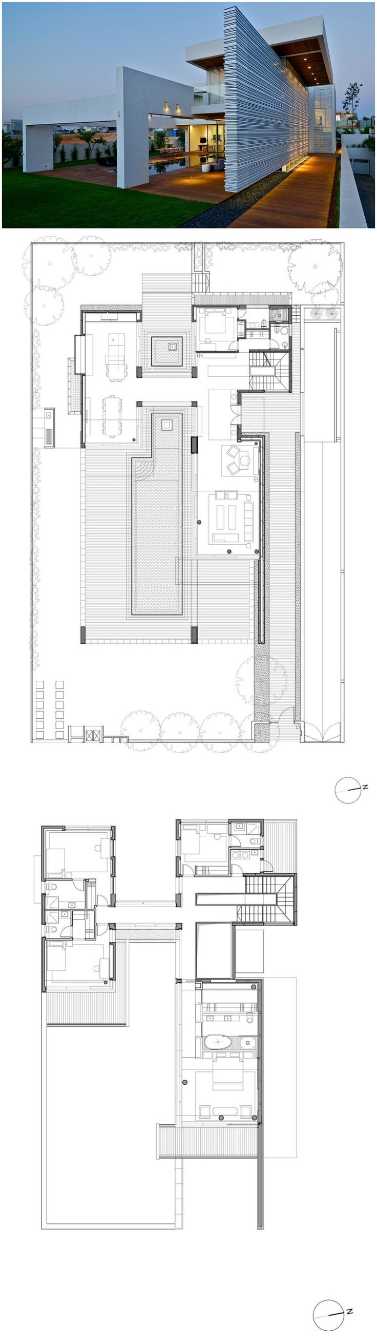 Villa c gal marom architects