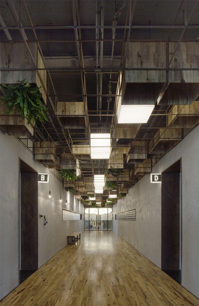 LEO HQ Office, China