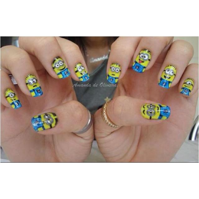 204 mejores imágenes de Nails en Pinterest | La uña, Uñas bonitas y ...