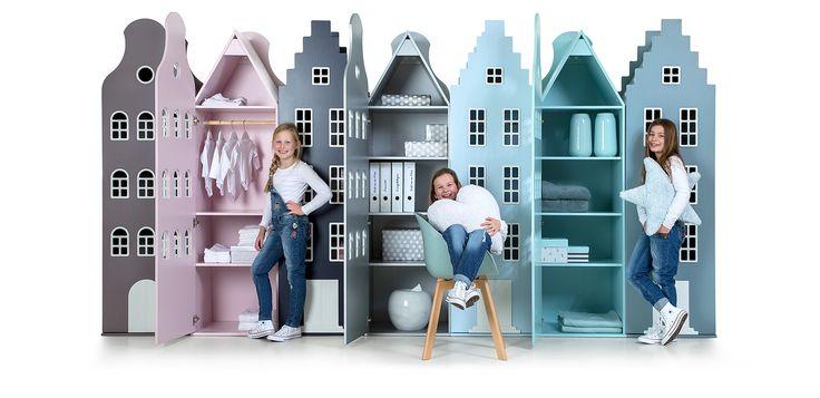 Impressie van onze Dutch Design kasten en bedden