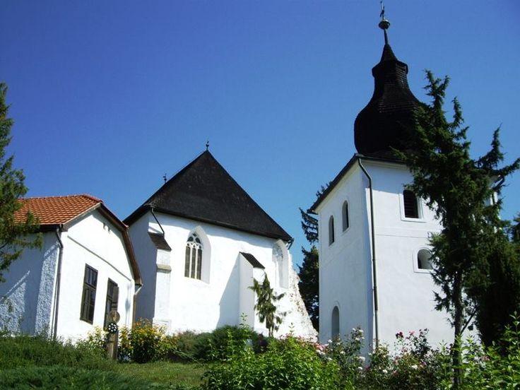 Rudabánya, református templom