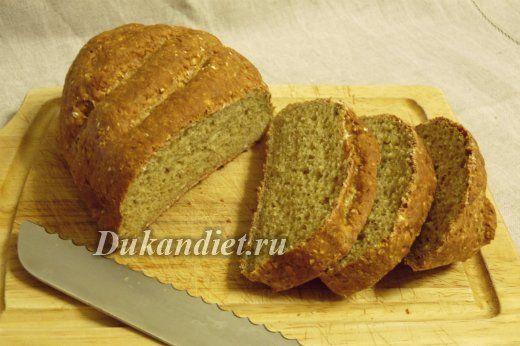 Настоящий хлеб Дю | Диета Дюкана