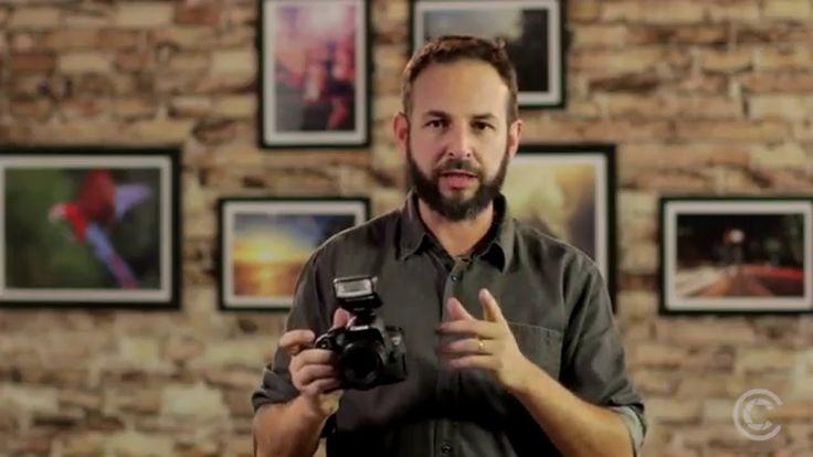 Canon College - Criando luzes dramáticas em retratos usando o flash