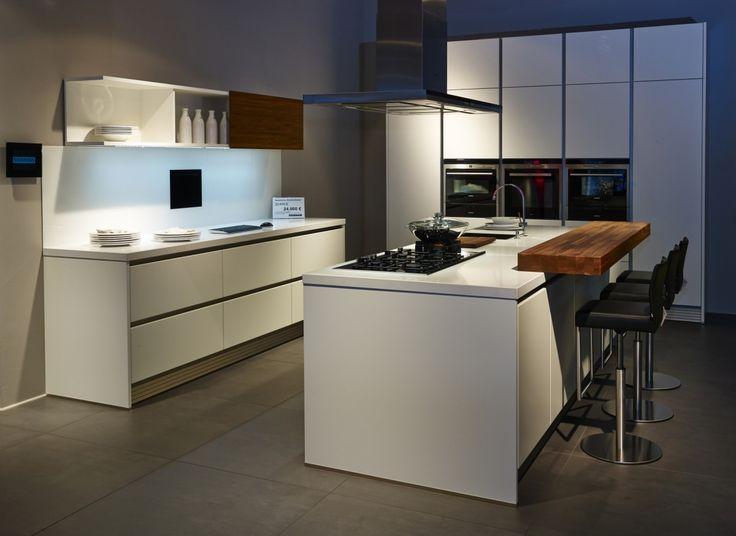 25 beste idee n over kleine witte keukens op pinterest - Witte keuken decoratie ...