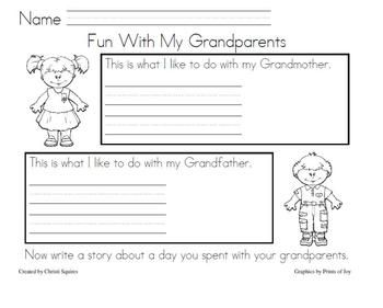 spending day with grandparents essay National grandparent's day is sunday, september 8 9 ideas for spending quality time with grandparents 9 ideas for spending quality time with grandparents.