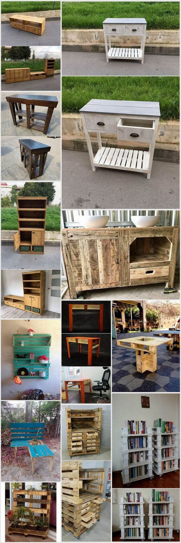 Few Ideas About Recycling Wooden Pallets