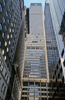 walter Gropius-The MetLife Building: Pan Am Building