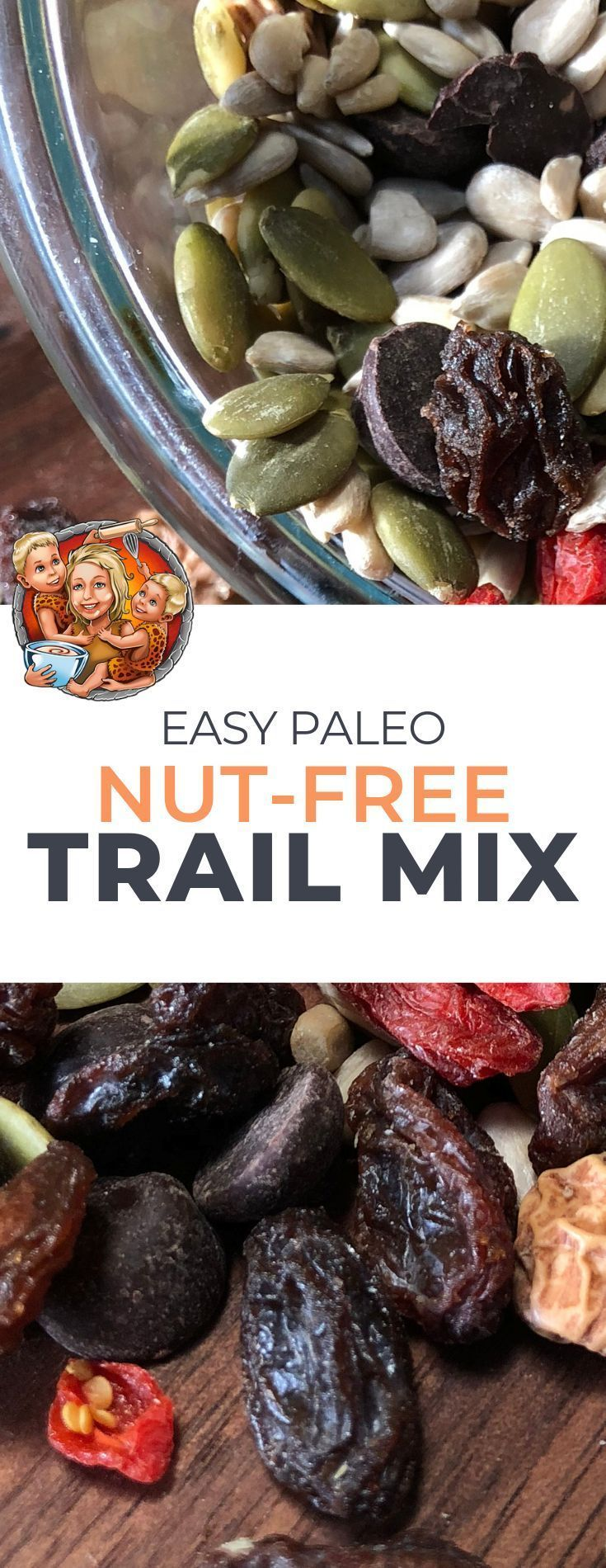 Nut Free Trail Mix – Paleo Rezepte – #Free #Mix #Nut #Paleo #Recipes #Trail   – …