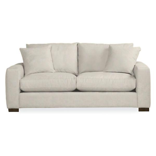 "Room & Board - Metro 75"" Guest Select Full Sleeper Sofa"