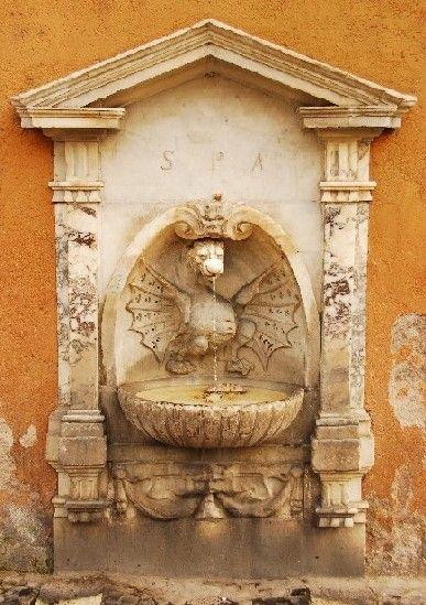 Fontana di Via della Conciliazione