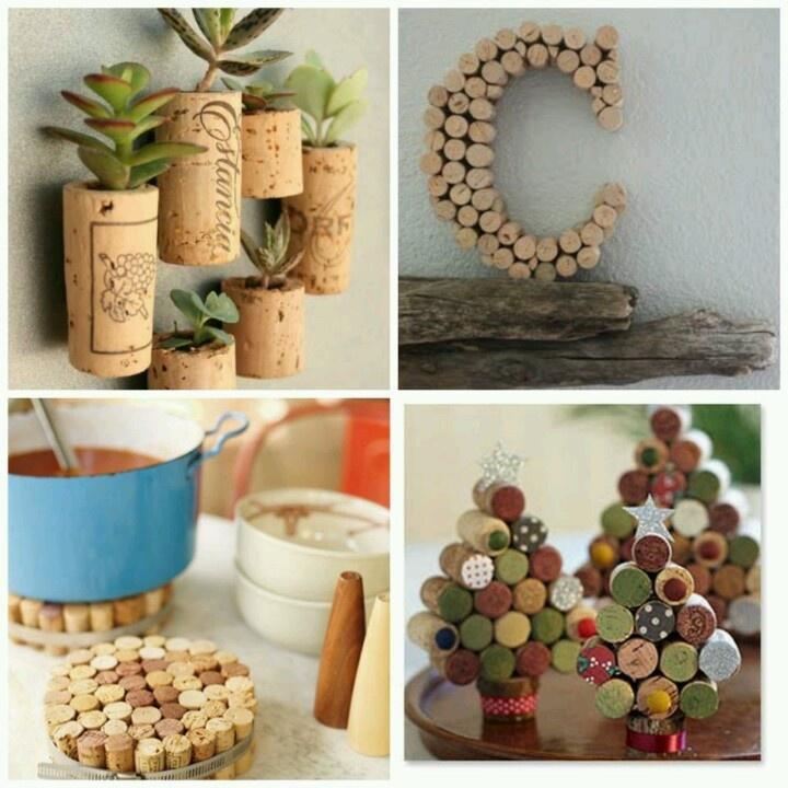 17 best images about manualidades con corchos on pinterest champagne corks donkeys and - Manualidades con corchos ...
