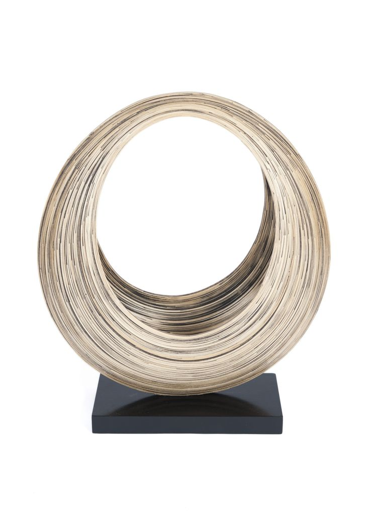 Bamboo 'bowl' perfect for fruit or flowers, or simply sited on a sideboard.  Stunning wherever.