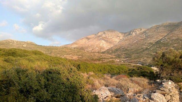 From Panagia Panoxoriani, Langada
