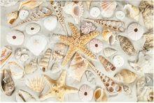 3d на заказ 3d живопись обои пляж морская звезда ванной настенные фрески 3d гостиная фото обои(China (Mainland))