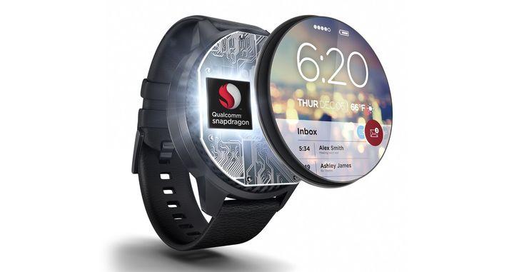 Avec Snapdragon Wear, Qualcomm veut être omniprésent sur Android Wear - http://www.frandroid.com/hardware/processeurs/342896_plateforme-snapdragon-wear-qualcomm-veut-monopoliser-android-wear  #Processeurs(SoC), #Qualcomm