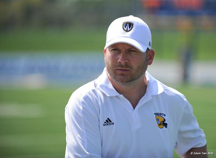 Head Coach Joe D'Amore, 2012-13 Lancer Football, Credit: Edwin Tam