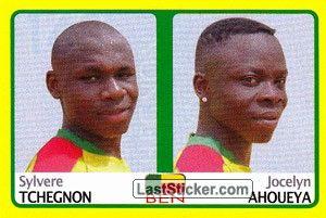 Sylvere Tchegnon/Jocelyn Ahoueya (Benin)