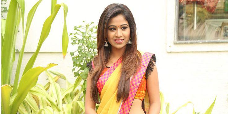 Actress #ManaliRathod Latest Cute Stills in Saree