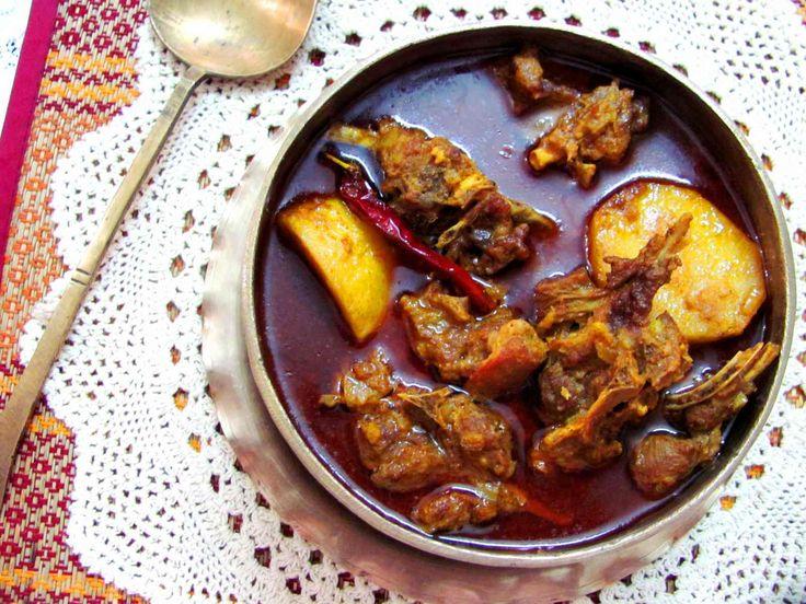 Mangsher Jhol Recipe (Bengali Style Mutton Curry)