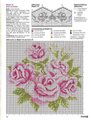 Zosia - Picasa Albums Web | Broderies | Pinterest | Picasa and Album
