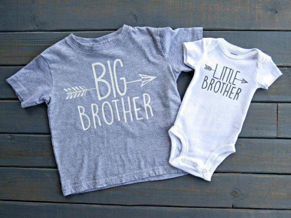 Big Brother Little Brother Shirt Set, Brother Shirts, Sibling Shirts,  Coming Home Outfit - The 25+ Best Big Brother Little Brother Ideas On Pinterest Big
