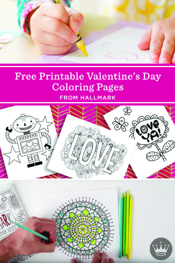 Free printable Valentine s Day