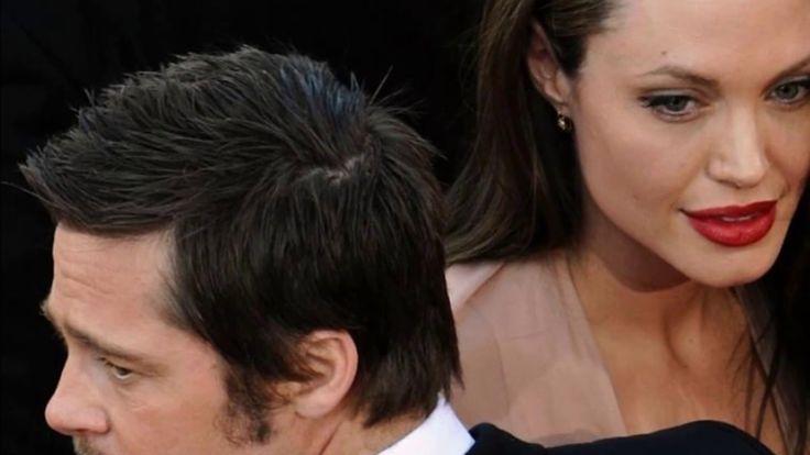 Angelina Jolie cheated  on Brad Pitt with a  married billionaire