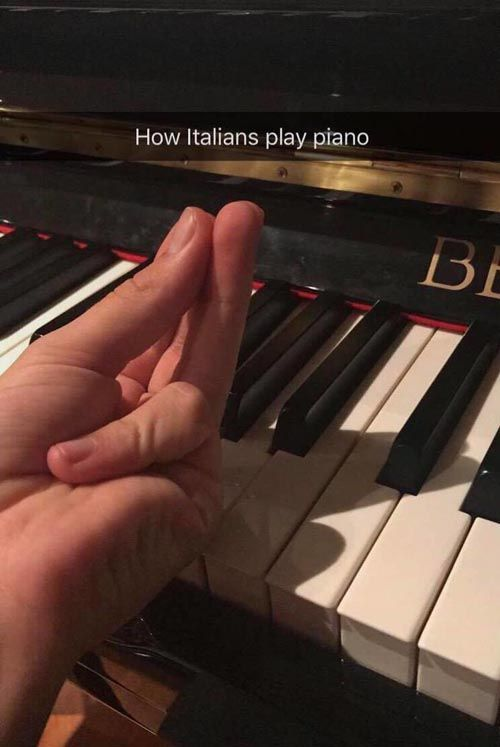 How Italians Do Things Is One Spicy Meme [25 Pics]
