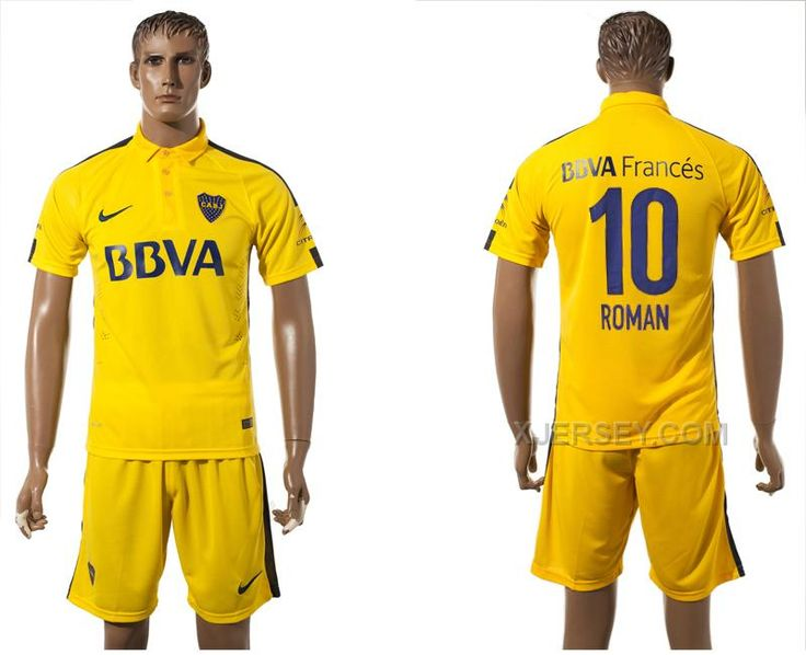 http://www.xjersey.com/201516-boca-juniors-10-roman-away-jersey.html 2015-16 BOCA JUNIORS 10 ROMAN AWAY JERSEY Only $35.00 , Free Shipping!
