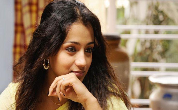 Trisha actress HD Wallpaper
