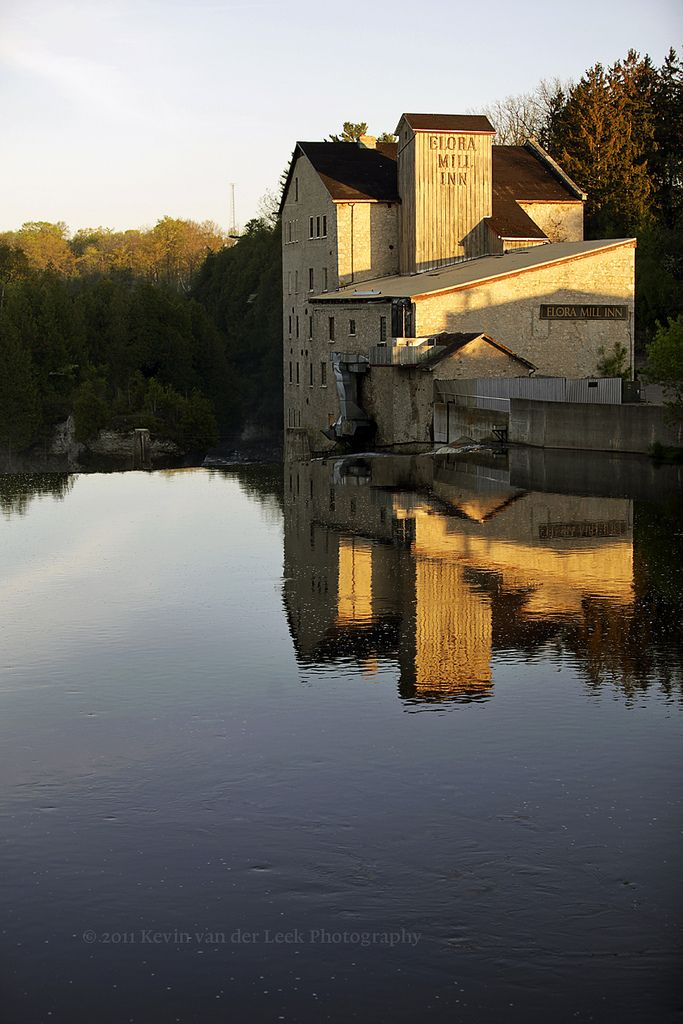 mill inn, elora, ontario, canada | travel destinations in north america #wanderlust