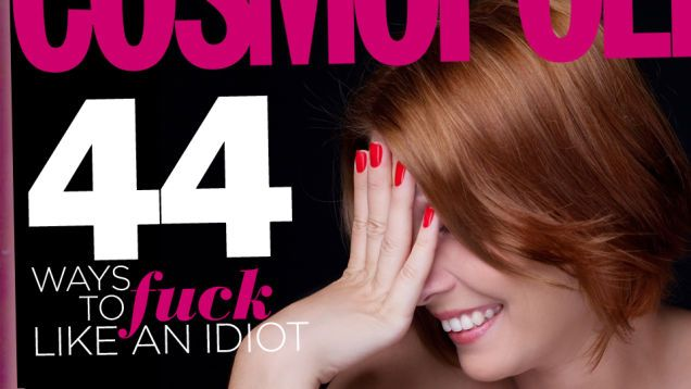 Cosmo's 44 Most Ridiculous Sex Tips 1