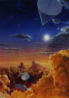 Imagínate por un momento cómo sería volar por los cielos de Júpiter.  Te rodea un cielo azul púrpura similar al que puedes ver en la Tierra desde la ventanilla de cualquier avión. Bajo tus pies puedes contemplar varias capas … Leer