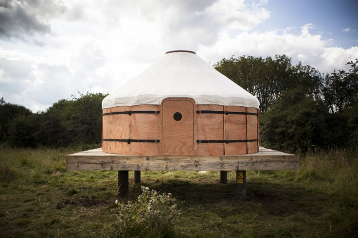 The final result http://trakke.co.uk/the-jero-yurt-origins/
