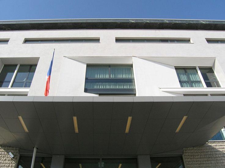 Französische Botschaft, Berlin, Germany